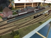 Model af Brande station fra Herningegnens modeljernbaneklub