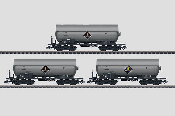 Art. nr. 46457 Sæt med 3 tankvogne