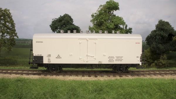 34074 Kølevogn/Kühlwagen, DSB IKA 25162, hvid, Interfrigo, Epo. III